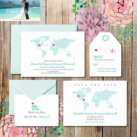 Wedding Invitation Map Creator Elegant Destination Wedding Invitation Printables Beach Wedding Map