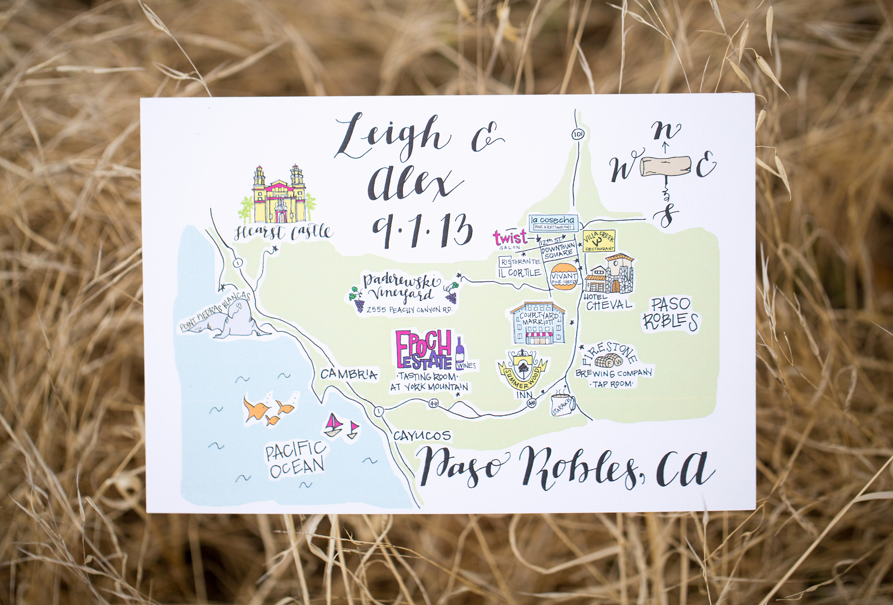 Wedding Invitation Map Creator Inspirational Wedding Invitations 4 Ways to Make Yours Stand Out