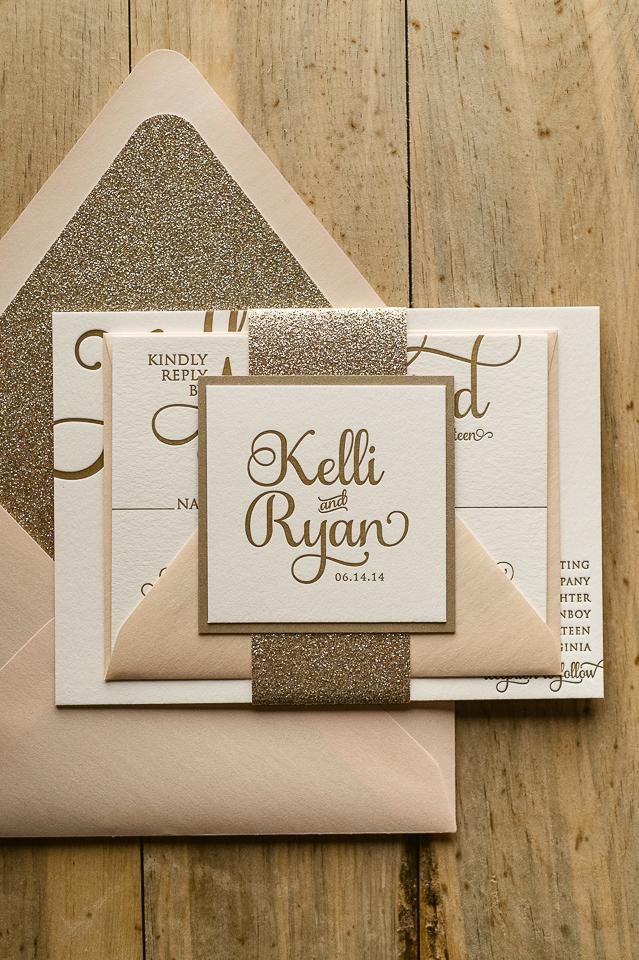 Wedding Invitation On Pinterest Elegant Real Wedding Kelli and Ryan