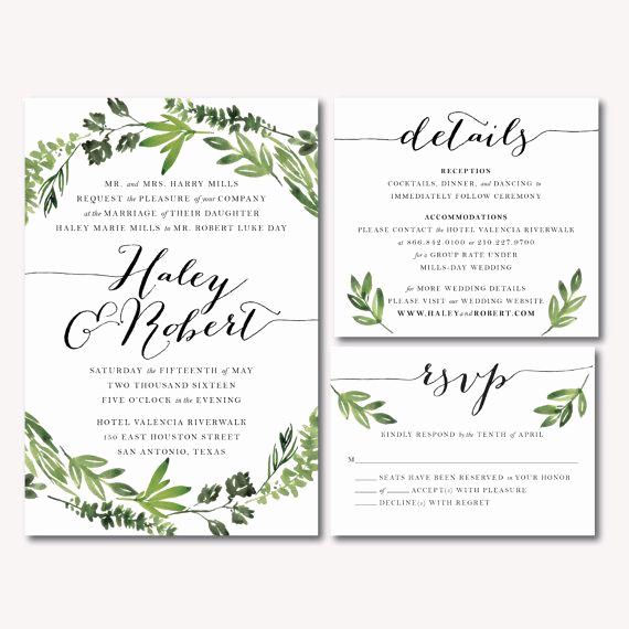 Wedding Invitation On Pinterest Unique Best 25 Printable Wedding Invitations Ideas On Pinterest