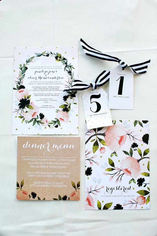 Wedding Invitation On Pinterest Unique Pin On Wedding Invitations Paper Goods