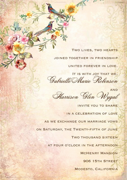 Wedding Invitation Quotes and Sayings Unique A Guide to Wedding Invitation Wording Etiquette