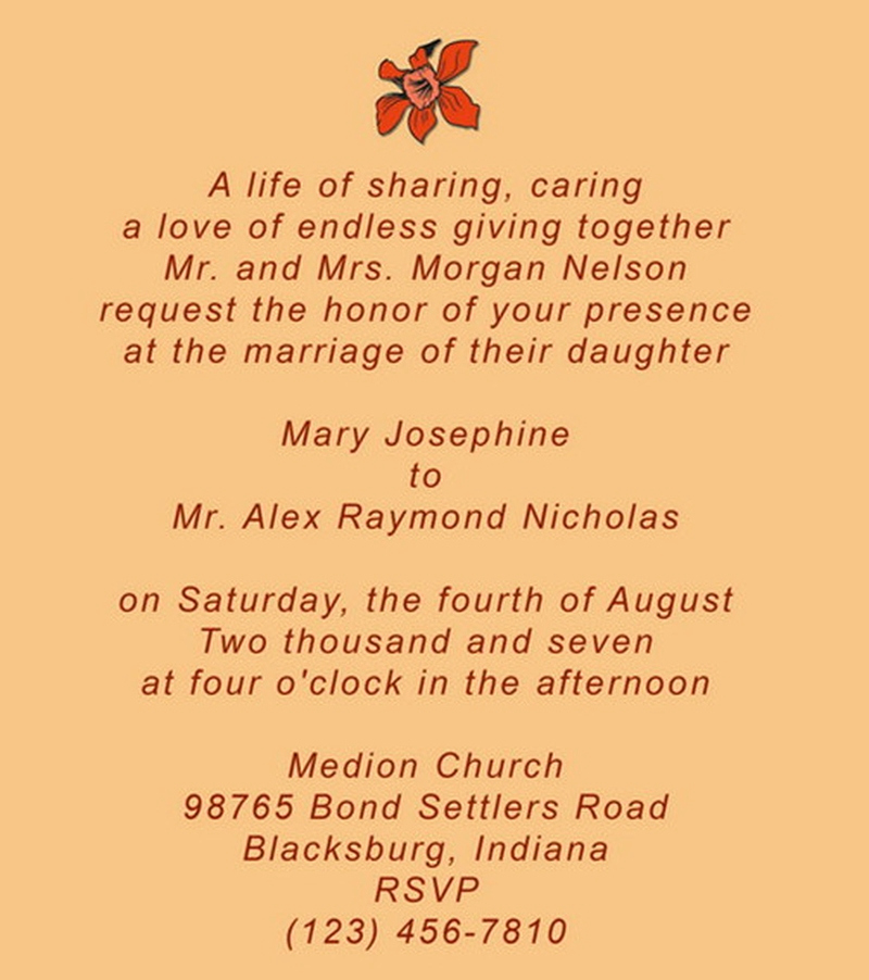 Wedding Invitation Quotes and Sayings Unique Wedding Invitation Quotes