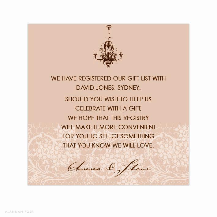 Wedding Invitation Registry Wording Lovely 12 Best Wedding Registry Wording Ideas Images On Pinterest