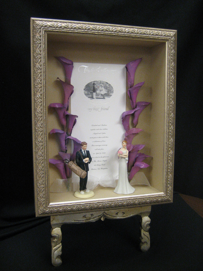 Wedding Invitation Shadow Box Best Of Shadow Box Wedding Invitation
