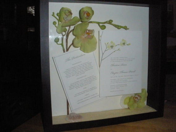 Wedding Invitation Shadow Box Fresh Example Of Embellished Wedding Invitation In Shadow Box as