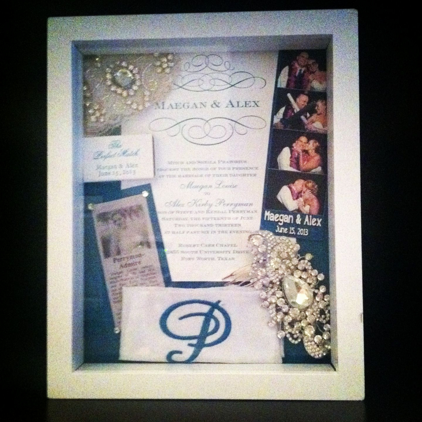 Wedding Invitation Shadow Box Fresh Pin by Sara Petrucci On Engagement Wedding Ideas