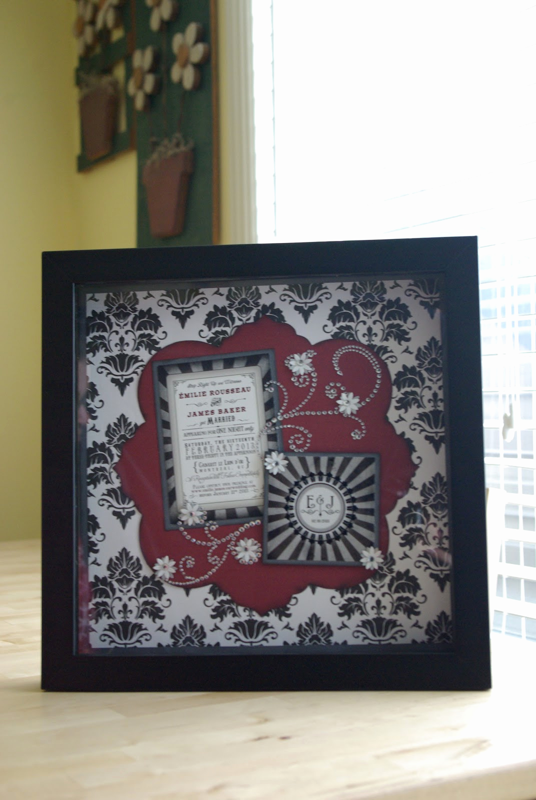 Wedding Invitation Shadow Box Ideas Best Of Npkards Wedding Invitation Shadow Box