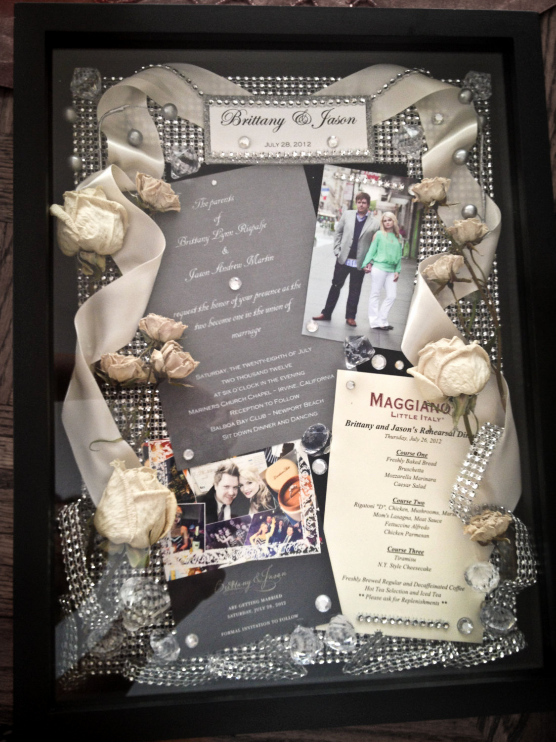 Wedding Invitation Shadow Box Ideas Elegant 1000 Images About Wedding Shadow Boxes On Pinterest