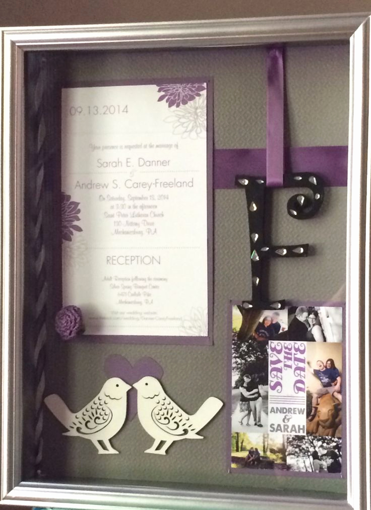 Wedding Invitation Shadow Box Ideas Elegant Best 25 Wedding Invitation Keepsake Ideas On Pinterest