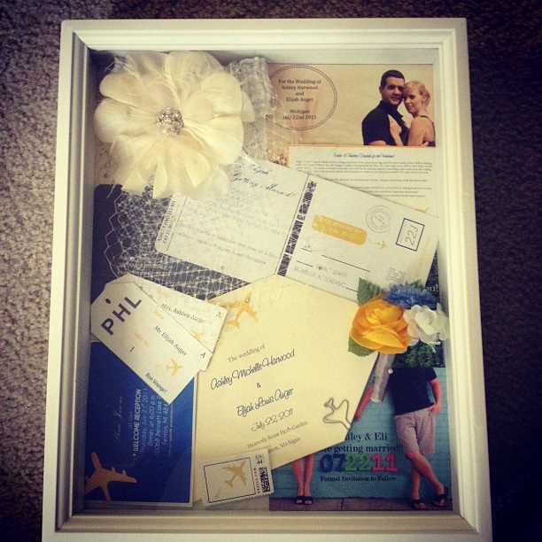 Wedding Invitation Shadow Box Unique 52 Best Images About Shadow Box Ideas On Pinterest