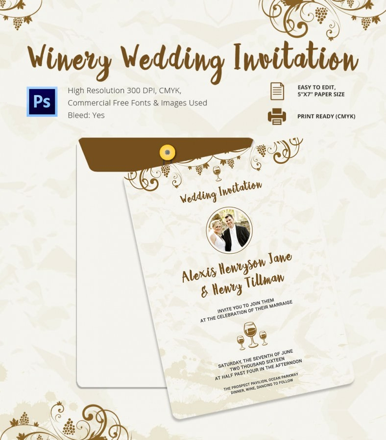 Wedding Invitation Template Download Elegant Wedding Invitation Template 71 Free Printable Word Pdf