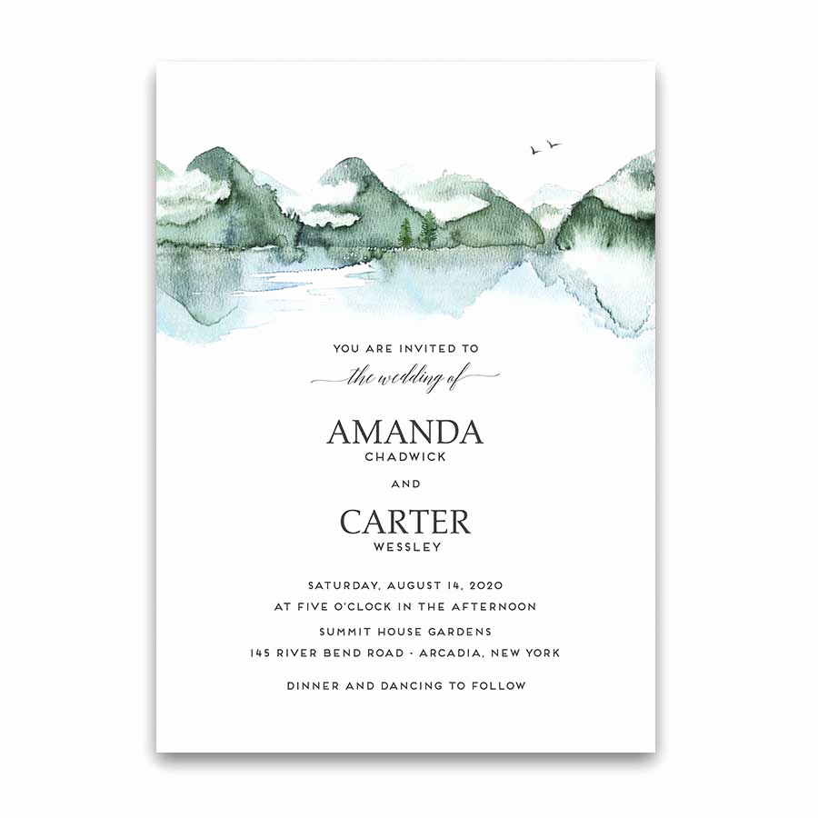 Wedding Invitation Template Download Lovely Custom Wedding Invitations Templates Designed to Tell the