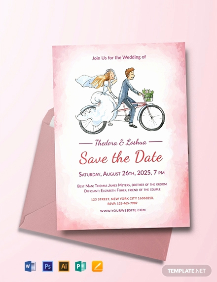 Wedding Invitation Templates Free Best Of 79 Free Wedding Invitation Templates [download Ready Made