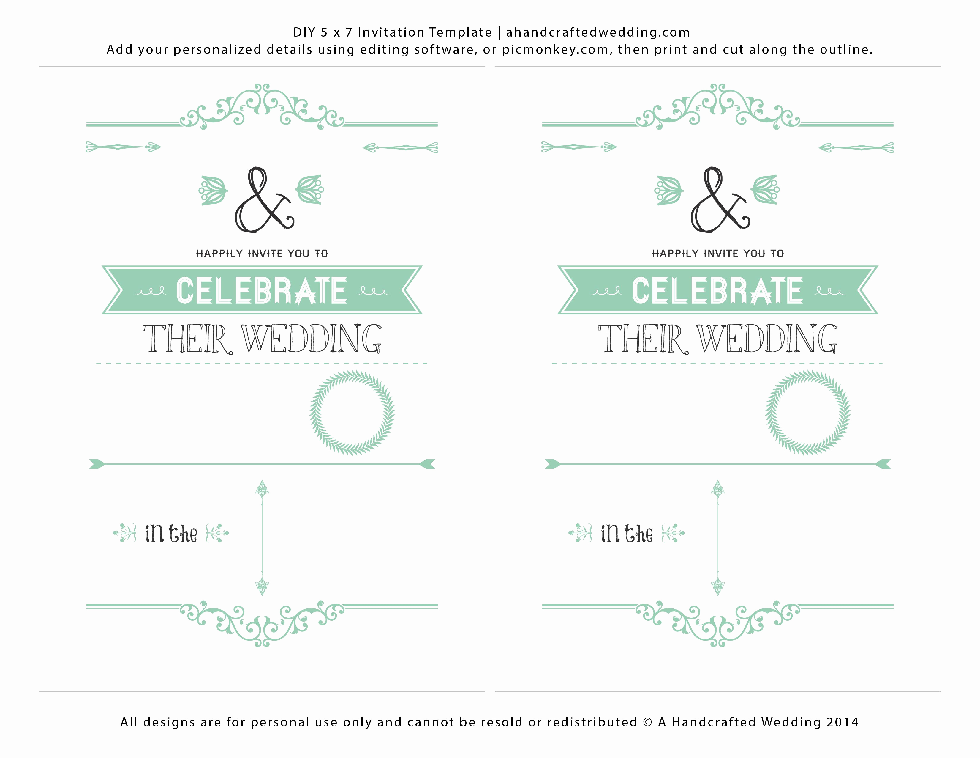 Wedding Invitation Templates Free Download Inspirational Engagement Party Invitation Word Templates Free Card