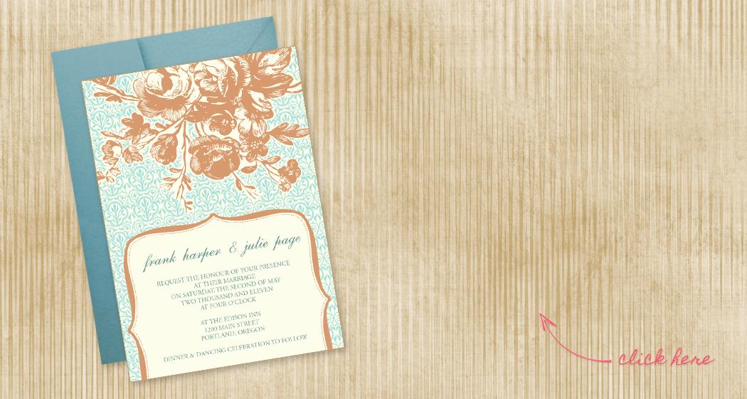 Wedding Invitation Templates Free Download Luxury Download & Print Free Invitation Templates
