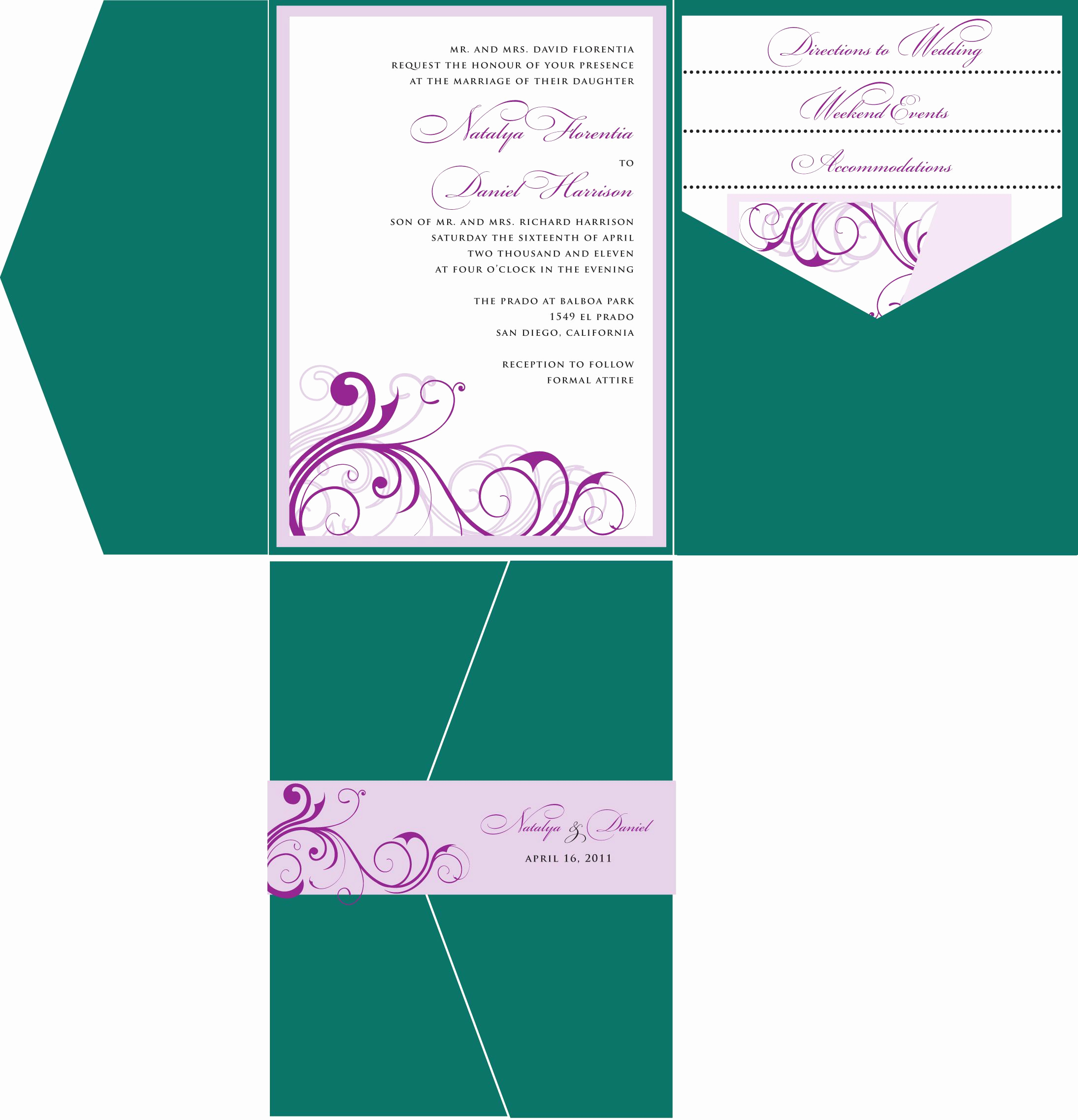 Wedding Invitation Templates Word Inspirational Wedding Invitations Template Wedding Invitations