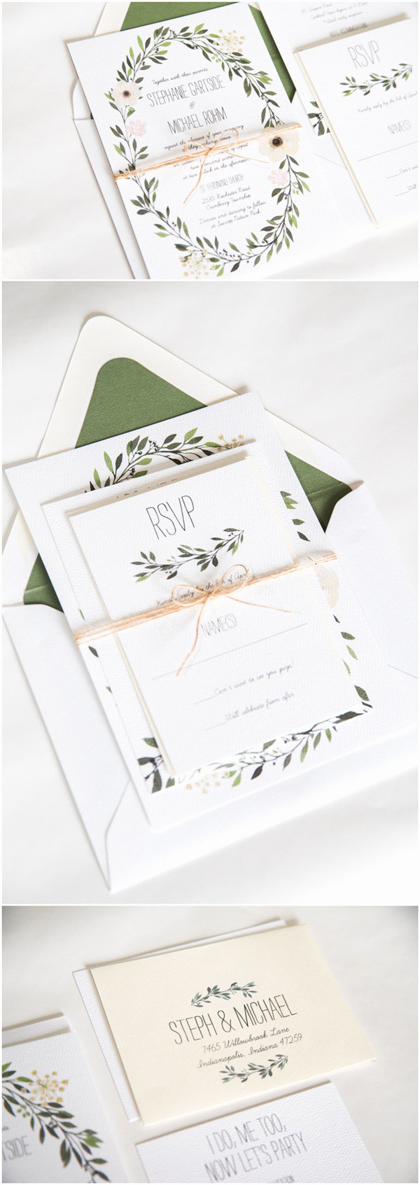 Wedding Invitation Trends 2017 Beautiful 2017 Wedding Trends 30 Botanical Ideas to Decorate Your