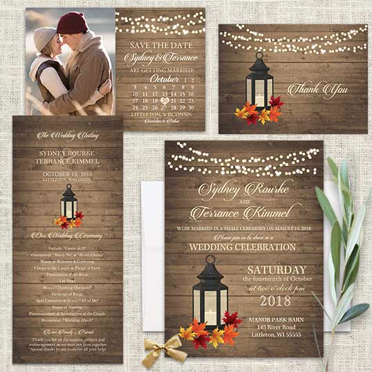 Wedding Invitation Trends 2017 Inspirational 2017 Wedding Invitations Trends Metal Lanterns as Decor