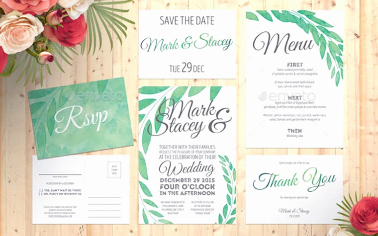 Wedding Invitation Trends 2017 Inspirational Greenery and Floral Wedding Invitation Trends for 2017