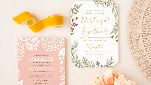 Wedding Invitation Trends 2017 Lovely Wedding Invitation Trends 2017 — New Wedding Stationery
