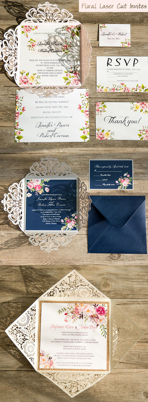 Wedding Invitation Trends 2017 Luxury top 10 Wedding Invitation Trends for 2017
