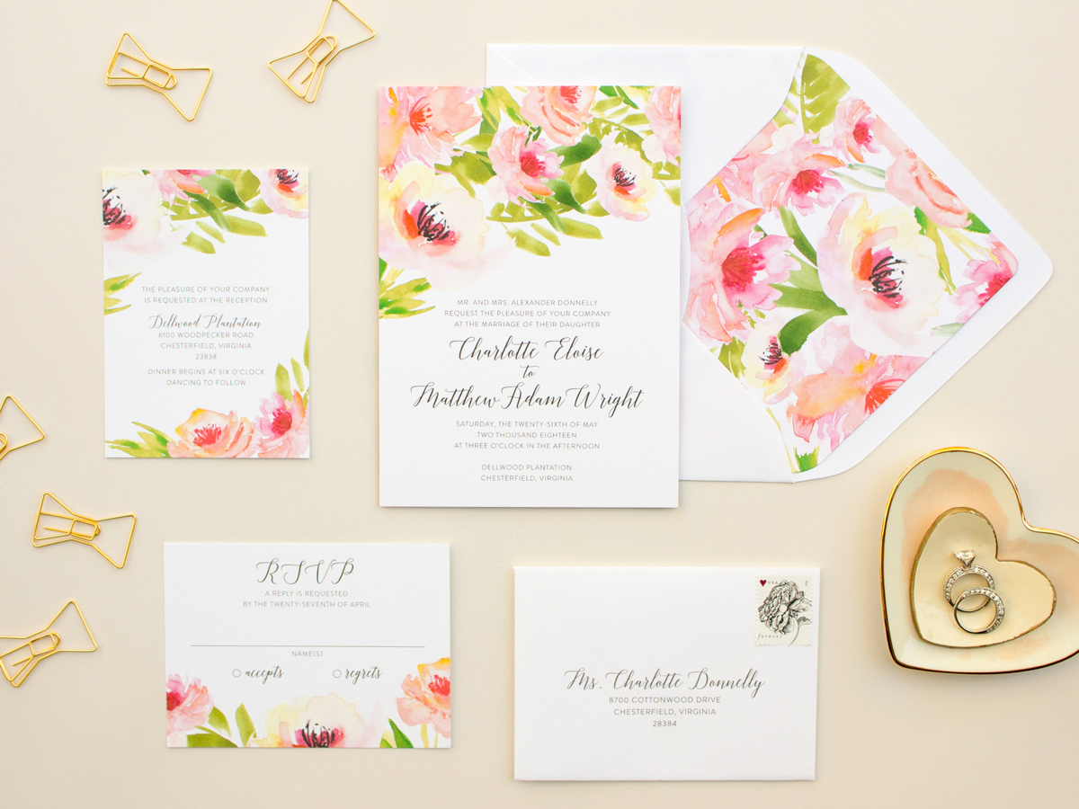 Wedding Invitation Trends 2017 Luxury Wedding Invitation Trends for 2017
