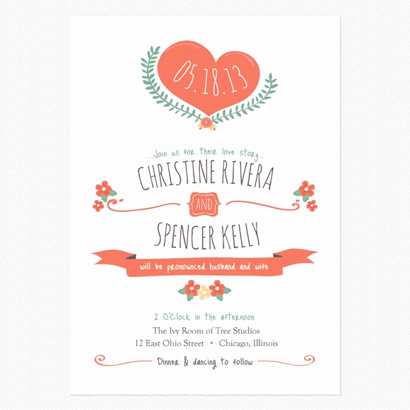 Wedding Invitation Wording Casual Inspirational Best 25 Casual Wedding Invitations Ideas On Pinterest