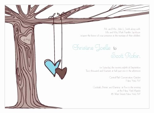 Wedding Invitation Wording Casual New Casual Wedding Invitation Wording