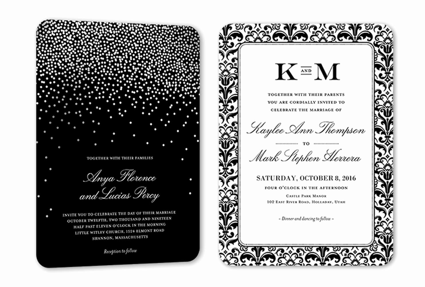 Wedding Invitation Wording Couple Hosting Awesome 35 Wedding Invitation Wording Examples 2019