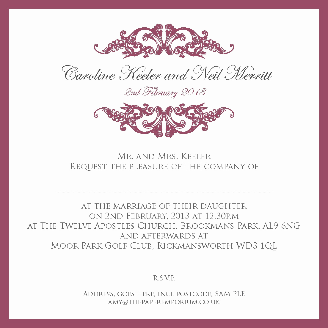 Wedding Invitation Wording Couple Hosting Beautiful Afrikaans Wedding Invitation Wording