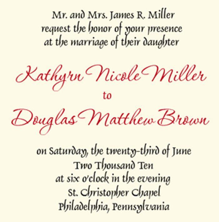 Wedding Invitation Wording Couple Hosting Best Of Wedding Invitation Wording – How to Broadcast Your Wedding