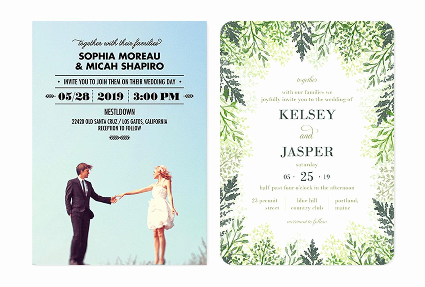 Wedding Invitation Wording Couple Hosting Lovely 35 Wedding Invitation Wording Examples 2019