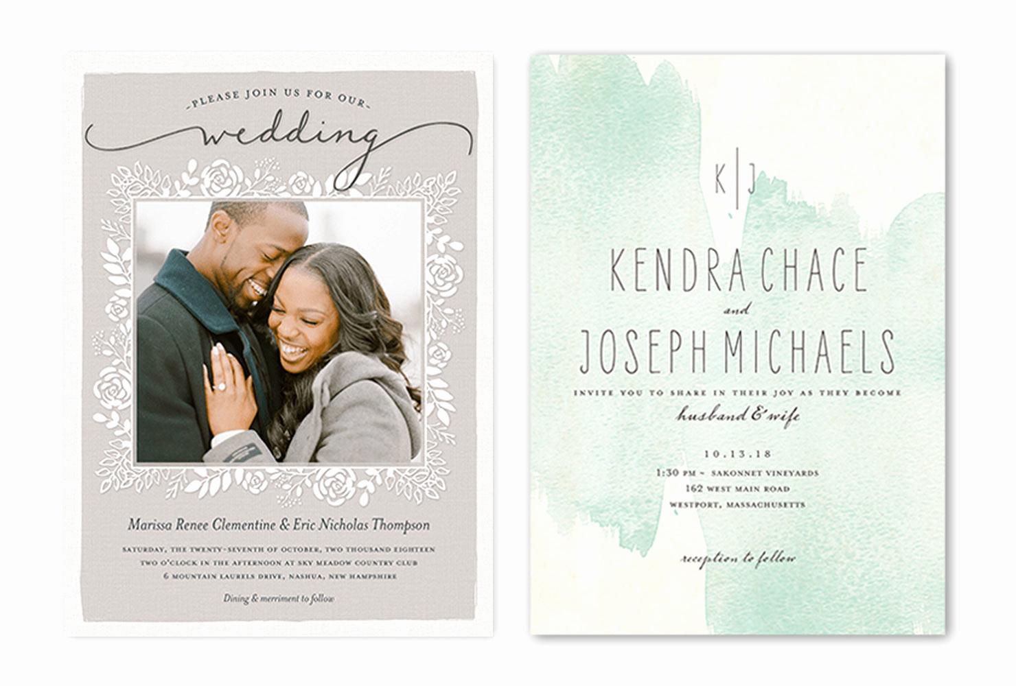 Wedding Invitation Wording Couple Hosting Luxury 35 Wedding Invitation Wording Examples 2019