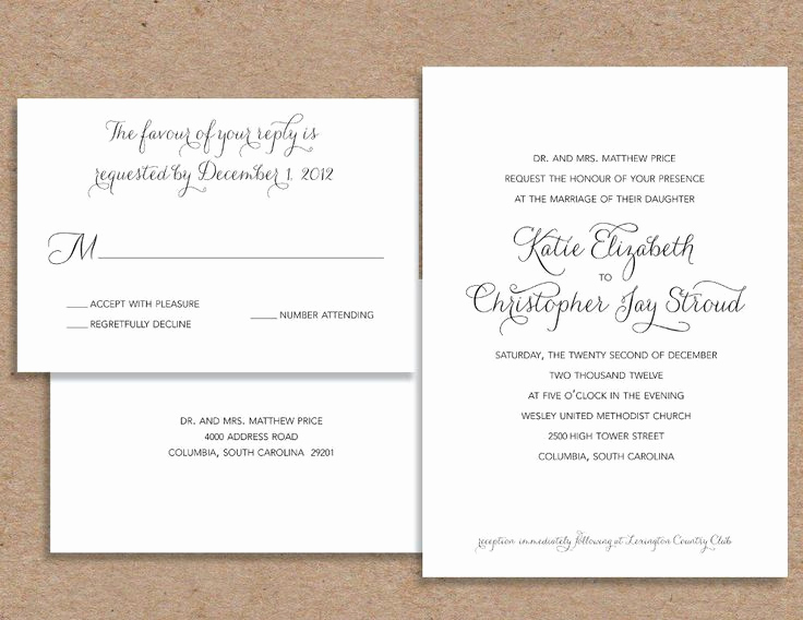 Wedding Invitation Wording Couple Hosting Unique 1000 Ideas About Casual Wedding Invitations On Pinterest