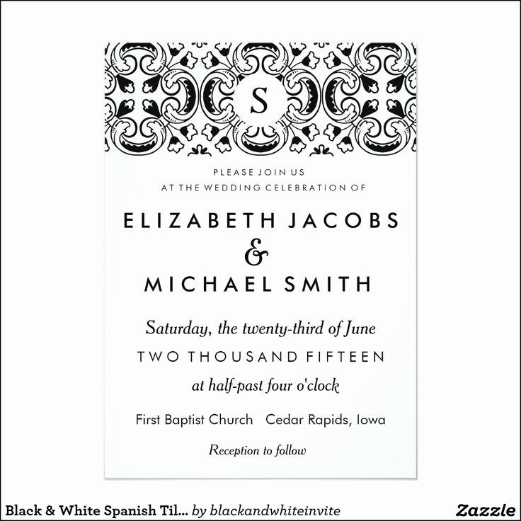 Wedding Invitation Wording In Spanish Unique Best 25 Invitation Examples Ideas On Pinterest