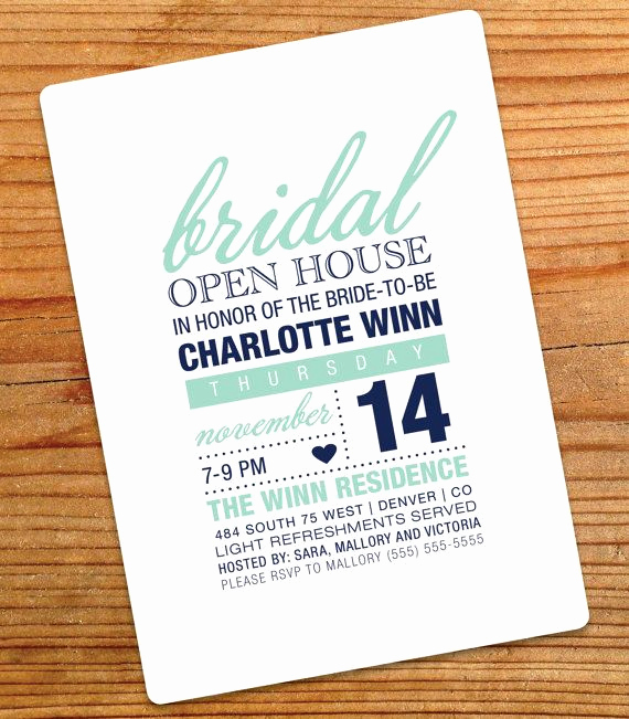 Wedding Open House Invitation Best Of 17 Best Ideas About Open House Invitation On Pinterest