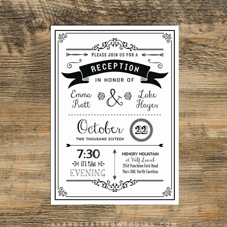 Wedding Open House Invitation Inspirational Indesign Library Open House Invitation Google Search