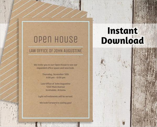 Wedding Open House Invitation Unique 34 Invitation Templates Word Psd Ai Eps