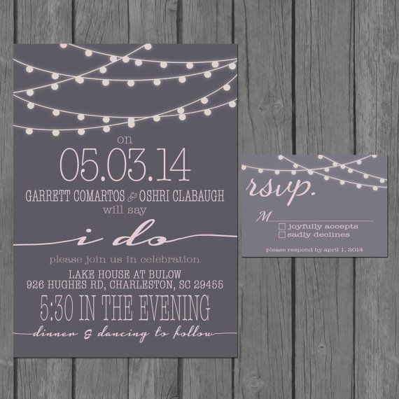 Wedding Reception Invitation Ideas Beautiful Best 25 Simple Wedding Invitations Ideas On Pinterest