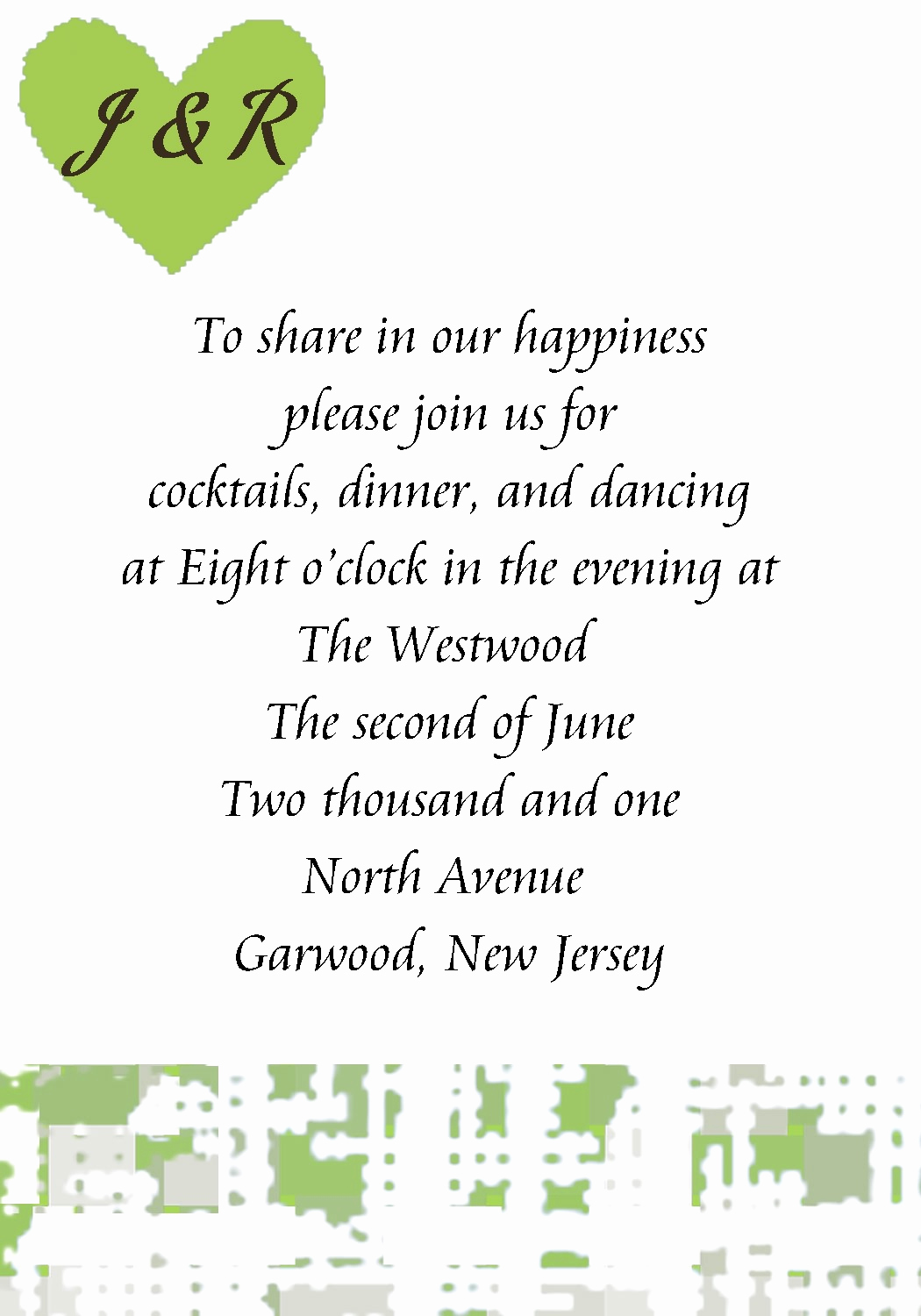Wedding Reception Invitation Wording Samples Fresh Wedding Reception Card Templates
