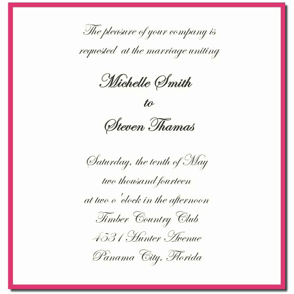 Wedding Reception Invitation Wording Samples Luxury Wedding Reception Invitation Wording Wedding Decor Ideas