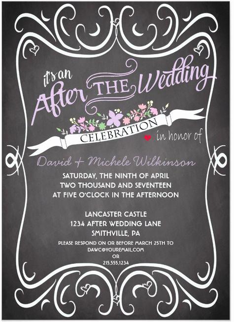 Wedding Reception Only Invitation Wording Fresh 21 Beautiful at Home Wedding Reception Invitations