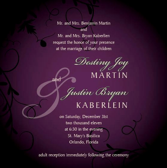 "Wedding Reception Only Invitation Wording Lovely ""where Elegance Equals to Masterpiece"" Wedding Invitation"