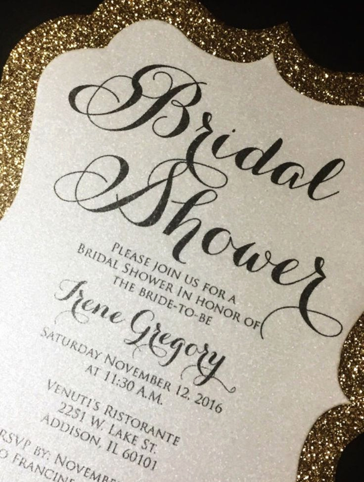Wedding Shower Invitation Ideas Best Of 1000 Ideas About Bridal Shower Invitations On Pinterest