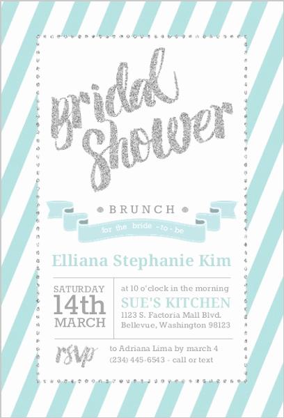 Wedding Shower Invitation Ideas Fresh Bridal Shower themes Fun Cute Nautical Outdoor
