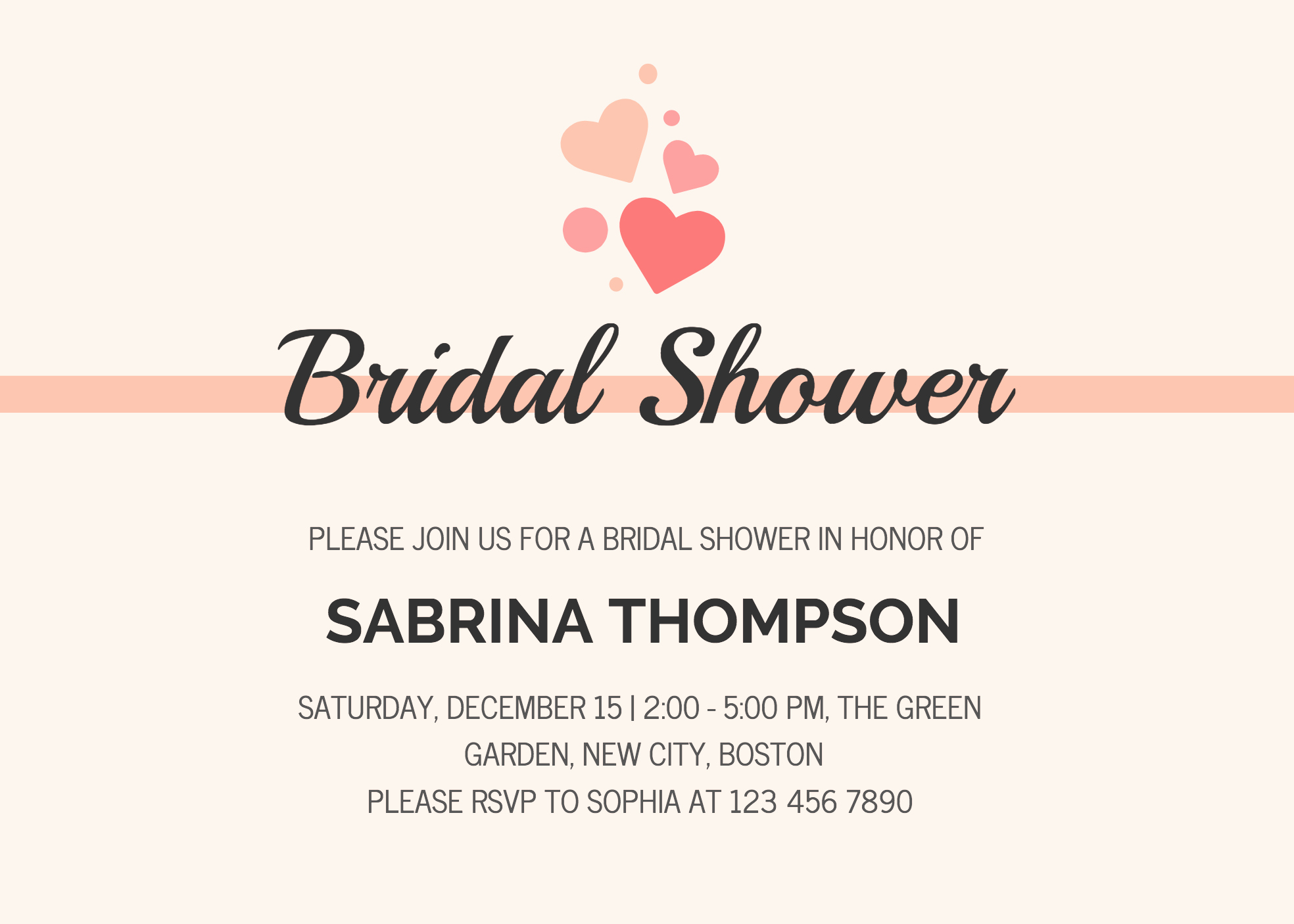 Wedding Shower Invitation Templates Awesome 19 Diy Bridal Shower and Wedding Invitation Templates