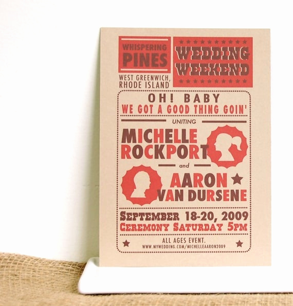 Wedding Weekend Invitation Wording Awesome Wedding Invitations Wedding Weekend