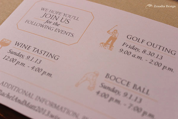 Wedding Weekend Invitation Wording Awesome Winery Wedding Invitation with Cork Zenadia Design