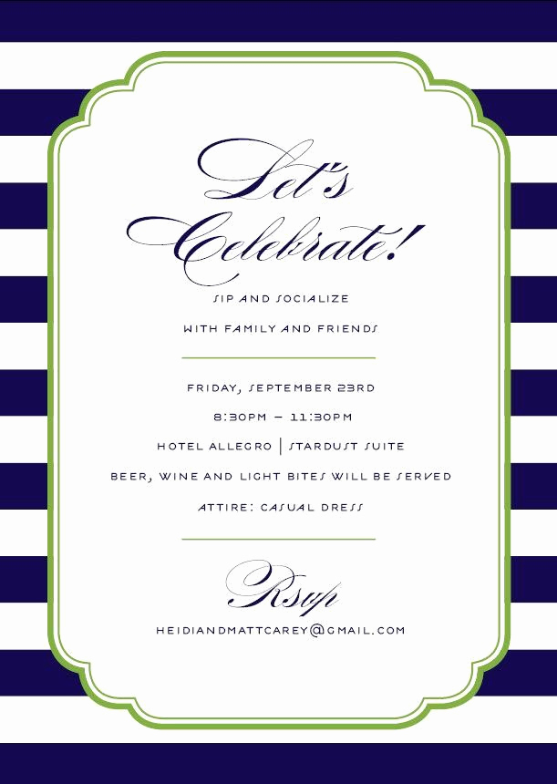 Wedding Welcome Party Invitation Fresh 25 Best Dinner Invitations Ideas On Pinterest
